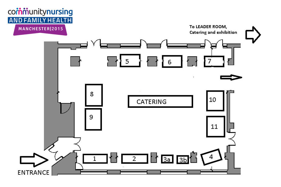 Exhibitor Floor Plan A