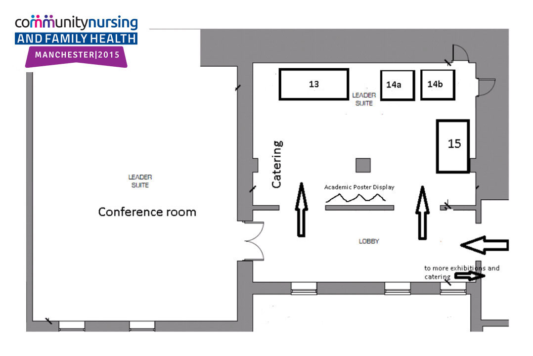 Exhibitor Floor Plan B